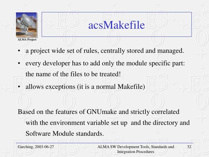 acsMakefile