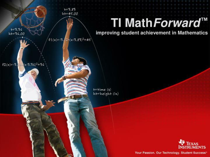 TI Math