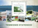 tennessee statehood