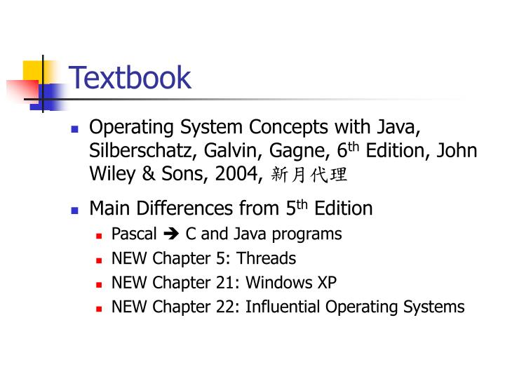 operating system concepts by silberschatz galvin gagne 5th edition pdf