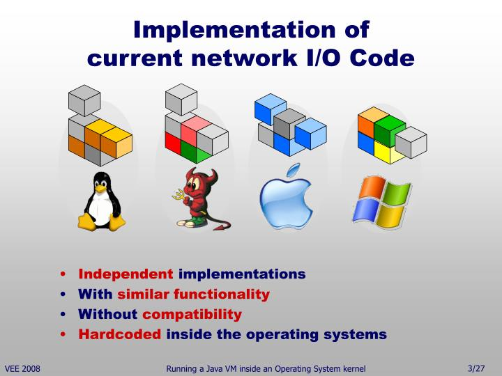 operating systems implementations The second chapter of the book, the design and implementation of the 44bsd operating system is excerpted here with the permission of the publisher no part of it may be further reproduced or distributed without the publisher's express written permission.