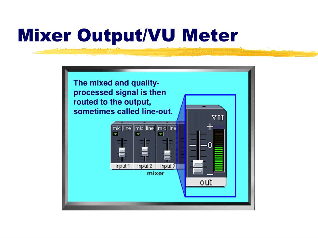 PPT - Audio Signal PowerPoint Presentation, free download