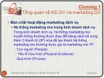 ch ng 1 t ng quan v kd dv v marketing dv7
