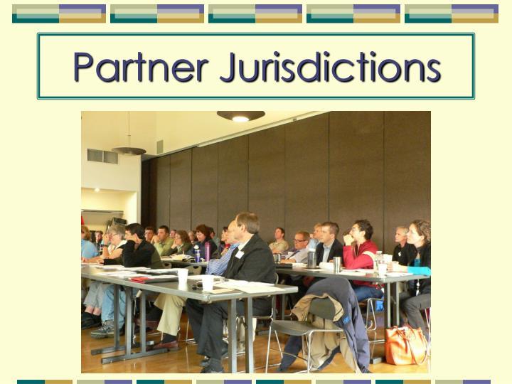 Partner Jurisdictions