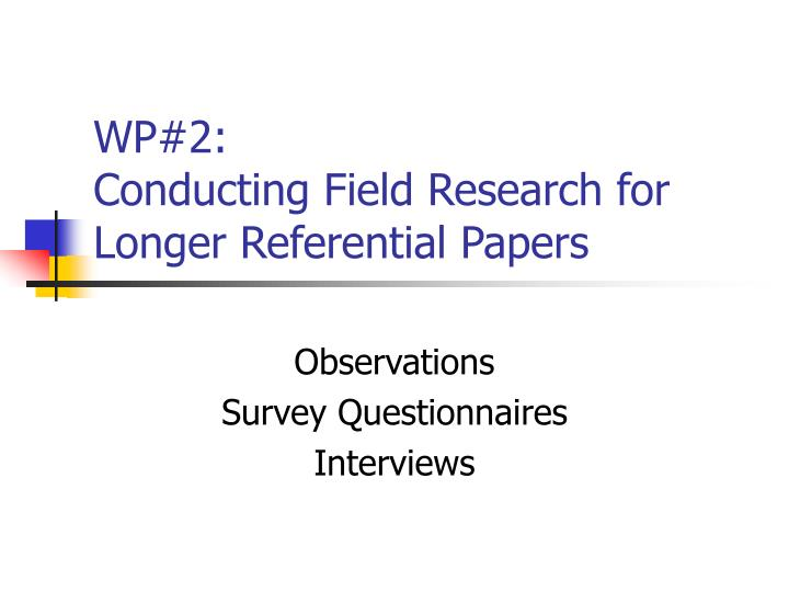 how to conduct a research project Rules and guidelines for responsible conduct of research procedures for dealing with issues of research misconduct  researchers at the school of medicine are required to retain records associated with a human subjects research project in accordance with federal and institutional policies.