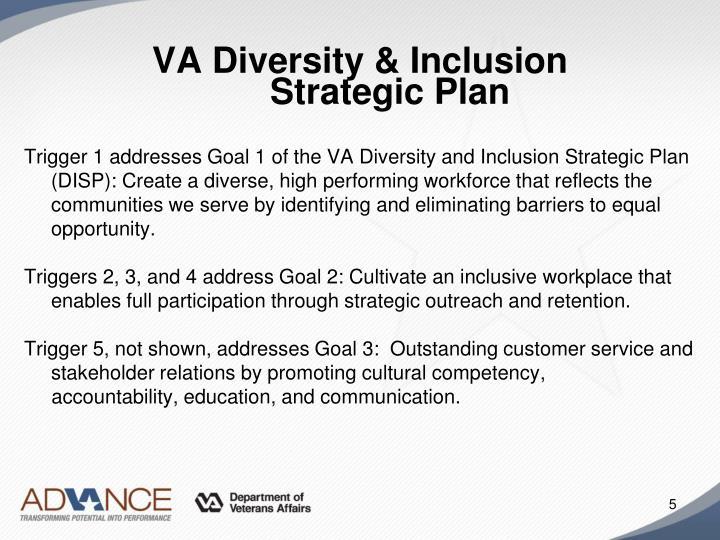 VA Diversity & Inclusion