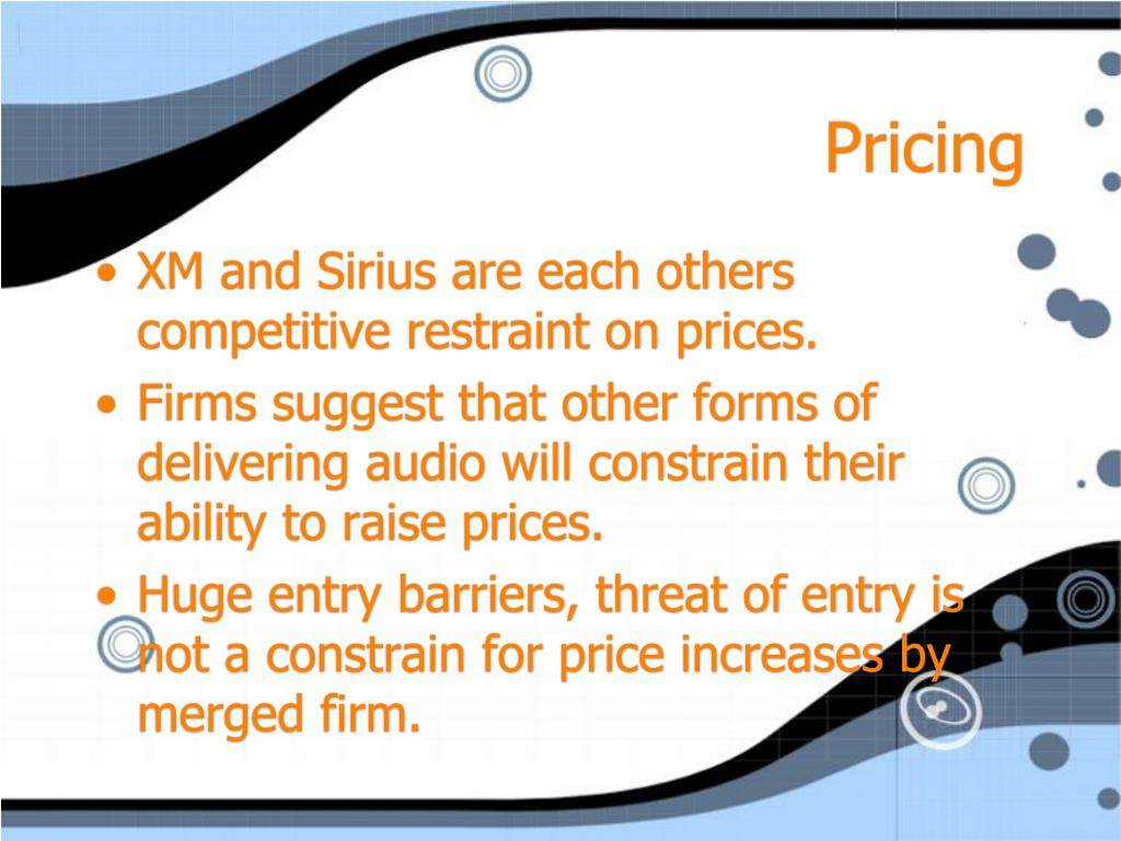 PPT - Sirius XM Radio PowerPoint Presentation - ID:3215250
