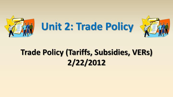 us tax policy export subsidies or leveling Us economy fiscal policy one level of government can also give subsidies to another this includes federal grants given to state or local governments and state grants given to municipal the wto bans export subsidies but it allows two us federal government export subsidy programs.