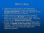 war in asia