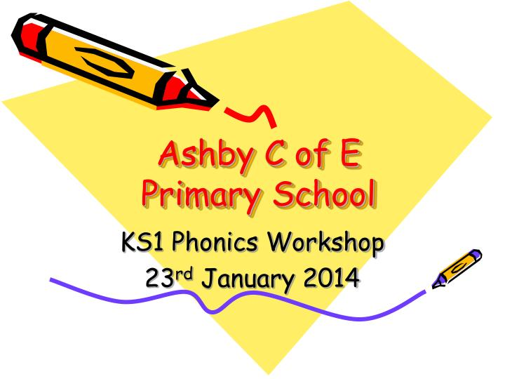 ashby c of e primary school n.