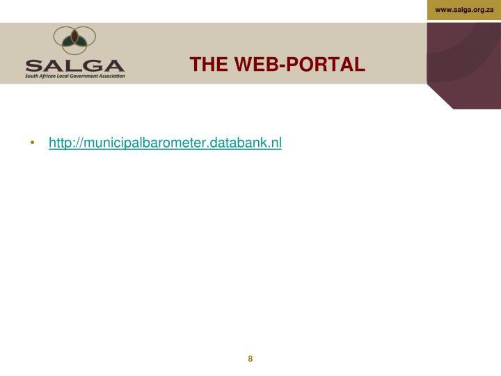 THE WEB-PORTAL