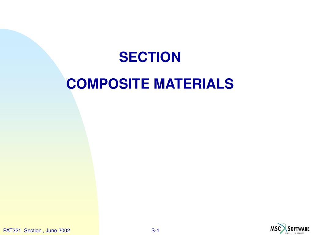 ppt on composite materials