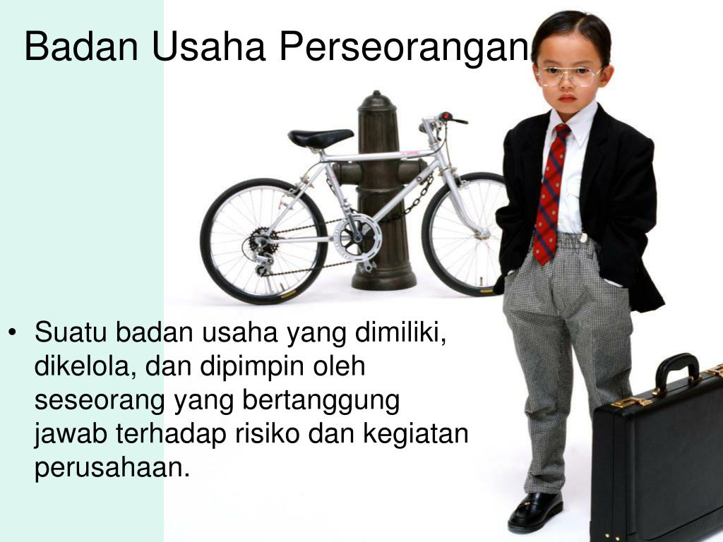 PPT - Badan Usaha Milik Swasta PowerPoint Presentation ...