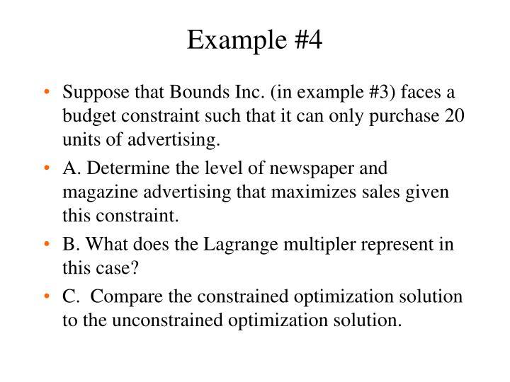 Example #4