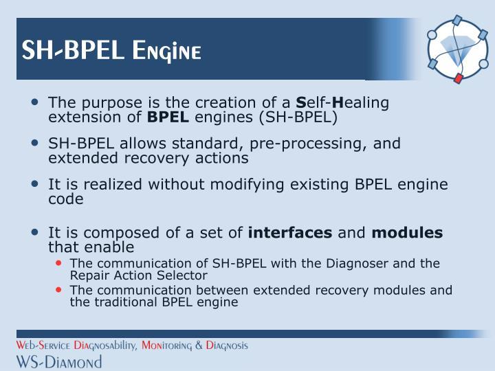 SH-BPEL Engine