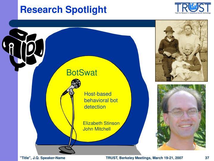 Research Spotlight
