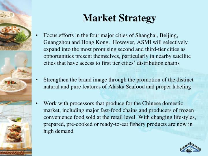Market Strategy