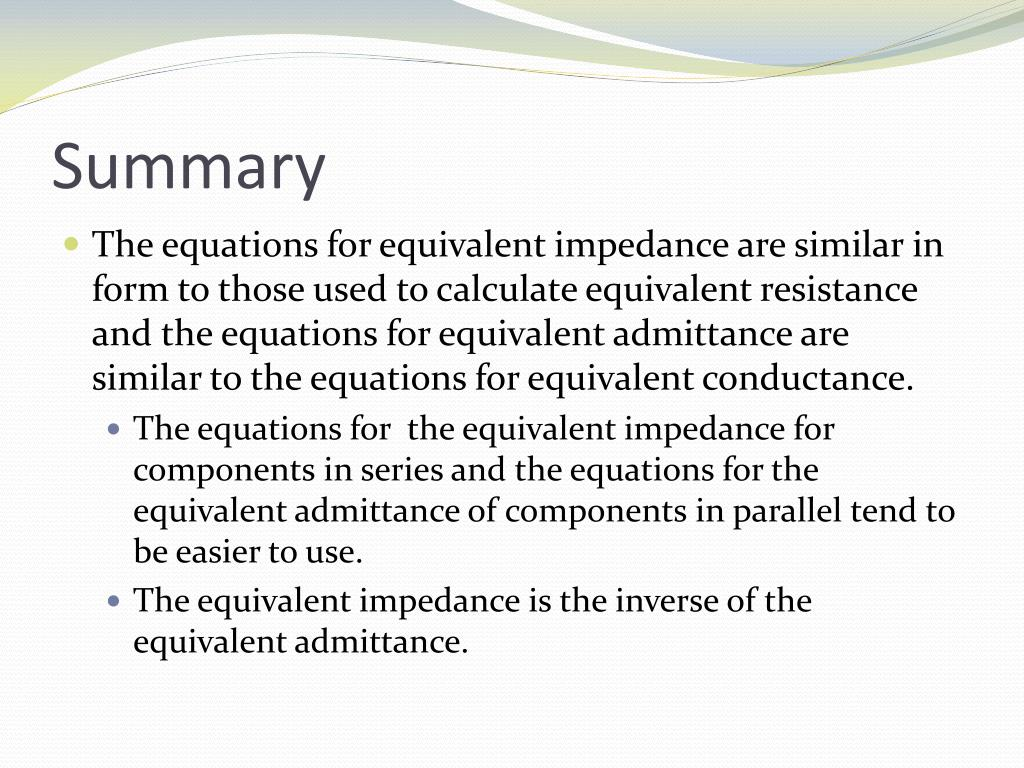 PPT - Ohm's Law with Series and Parallel Combinations