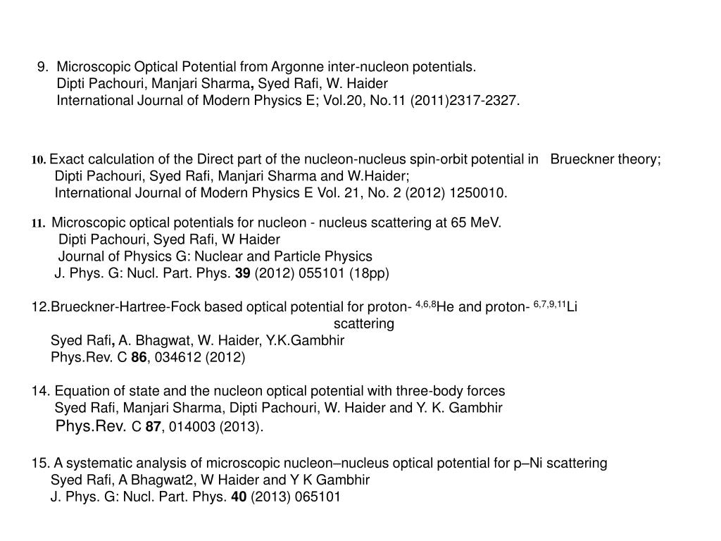 PPT - Nuclear matter, 2- and 3-body forces and Exotic nuclei in