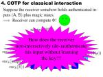 4 cotp for classical interaction1