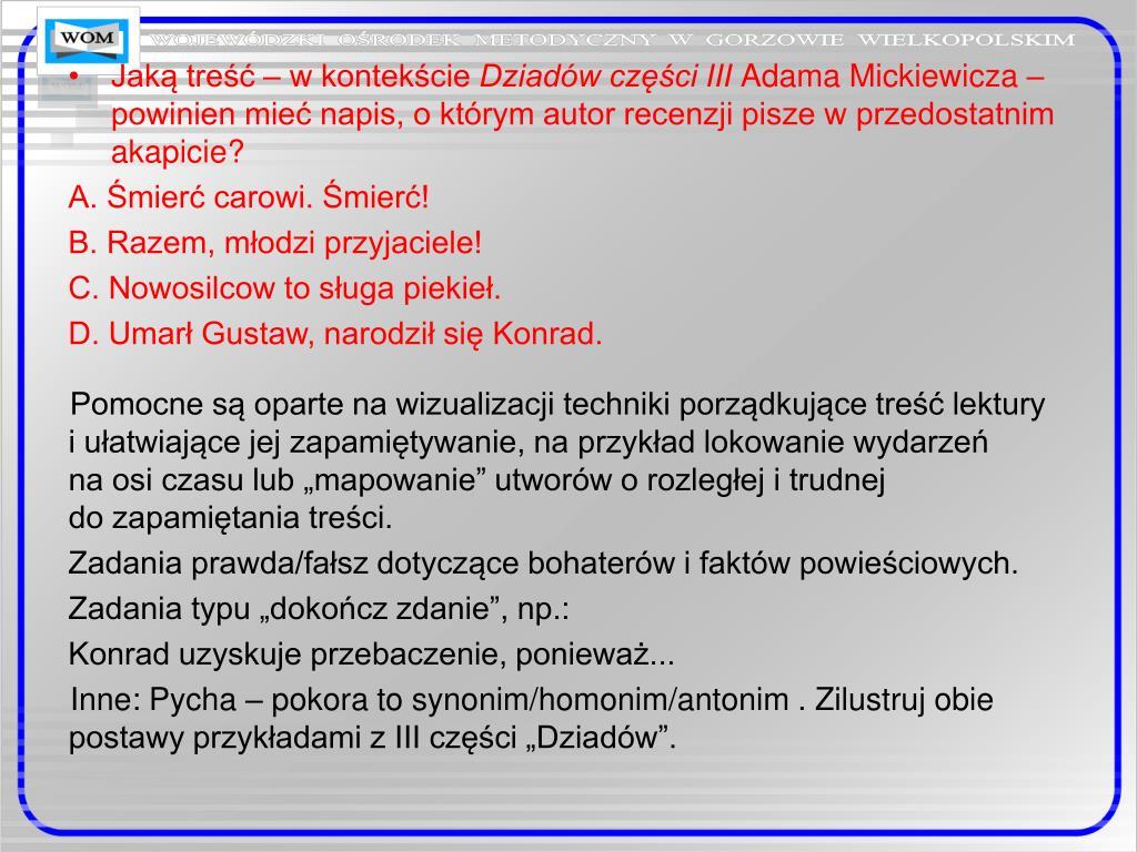 Ppt Gorzów Wlkp 29 Sierpnia 2013 Powerpoint Presentation