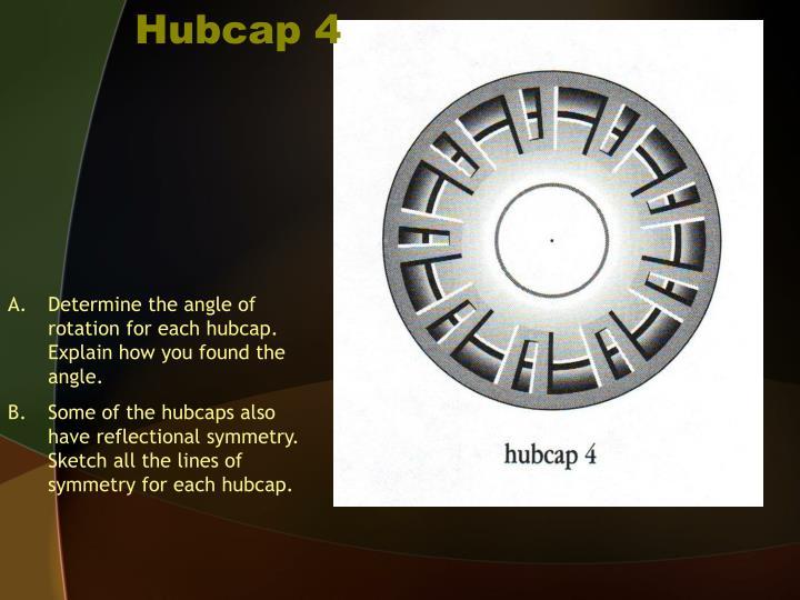 Hubcap 4