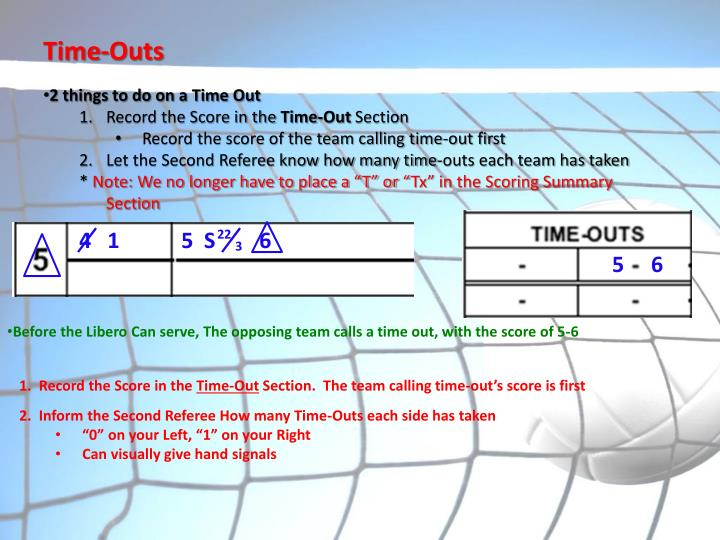 Time-Outs