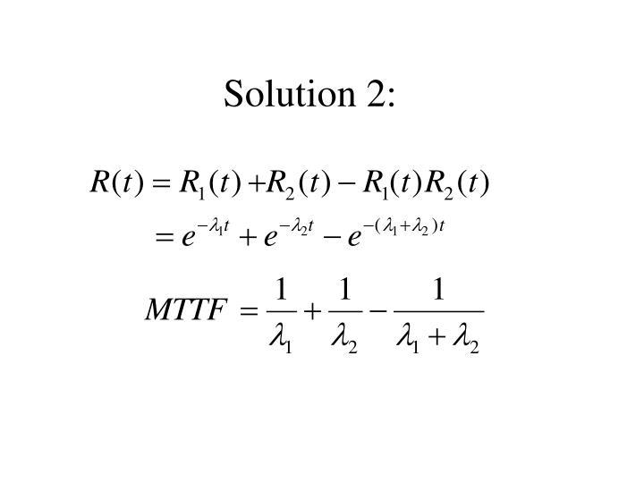 Solution 2: