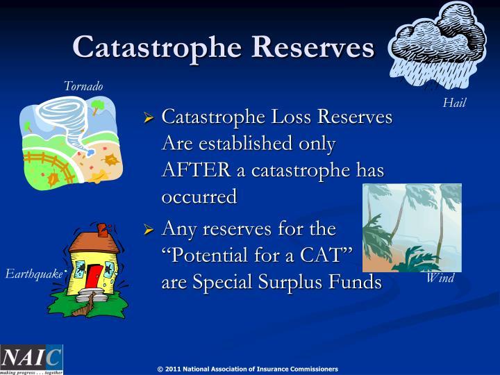 Catastrophe Reserves
