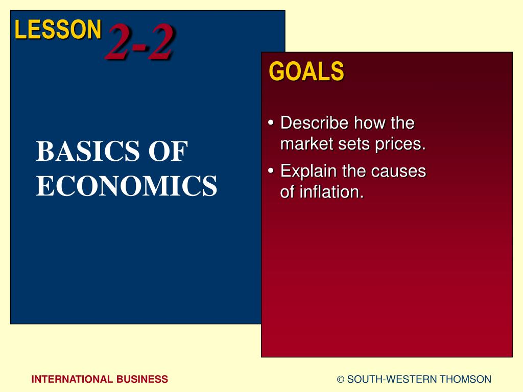 PPT - ECONOMICS AND DECISION MAKING PowerPoint Presentation