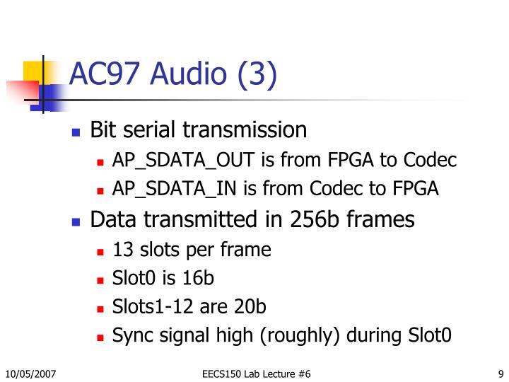 AC97 Audio (3)