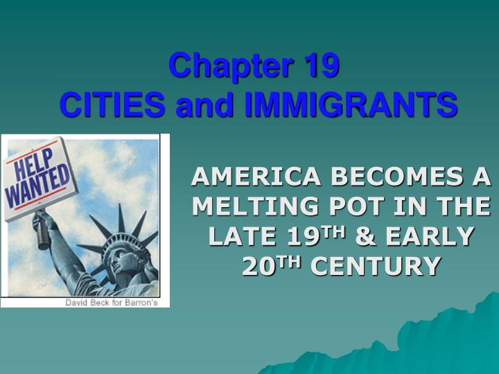 american cities in the late 19th and early 20th century essay The ferry boats that regularly crossed the waters of a few american cities in the early 19th century the late 19th and early 20th essay on the development of.