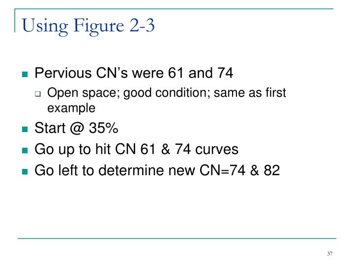 Using Figure 2-3