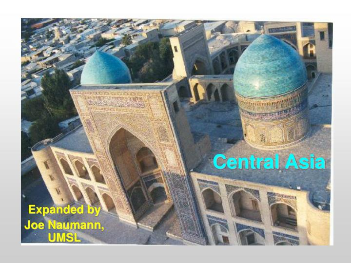 central asia n.