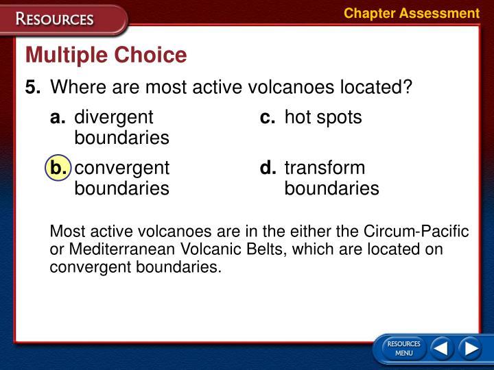 Chapter Assessment