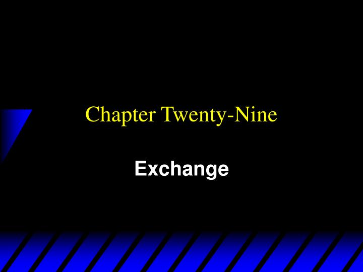 chapter twenty nine n.