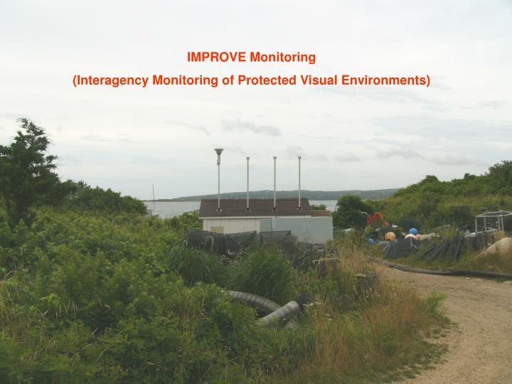 IMPROVE Monitoring