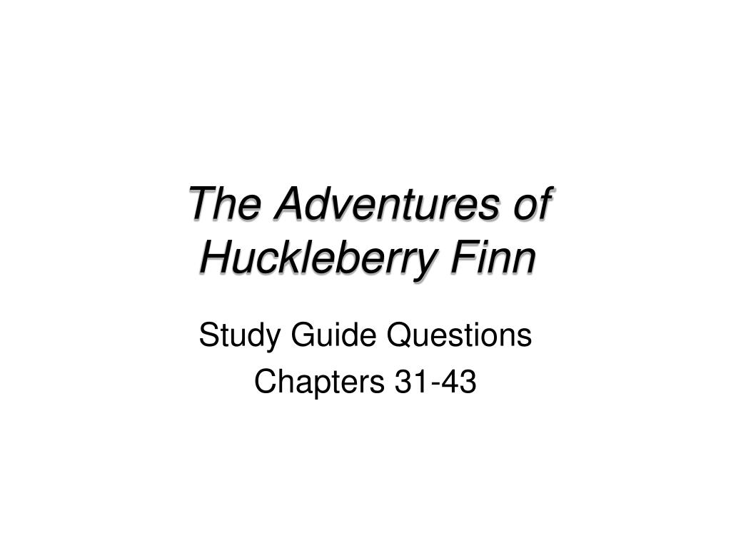 define huckleberry friend