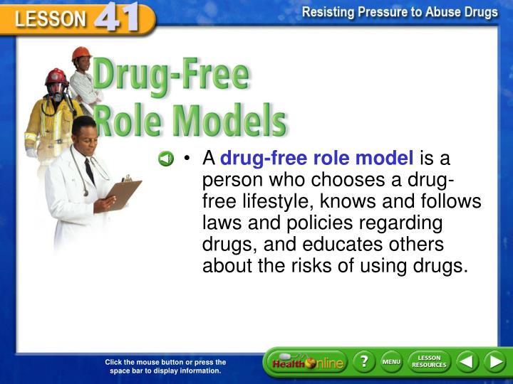 Drug-Free Role Models