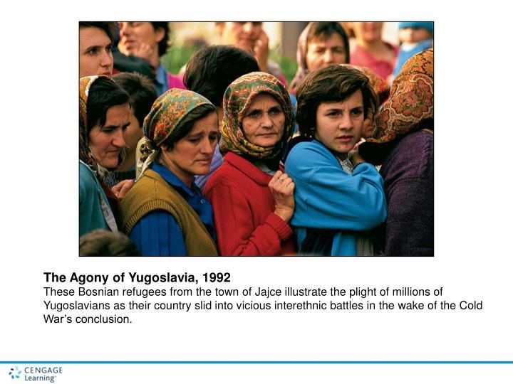 The Agony of Yugoslavia, 1992