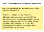 nara s federal records management regulations8