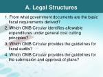 a legal structures