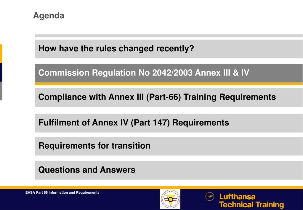PPT - Agenda PowerPoint Presentation - ID:3225735