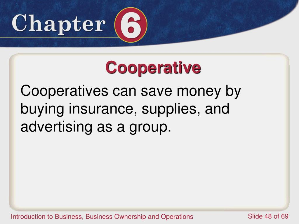 PPT - Business Ownership and Operations PowerPoint ...