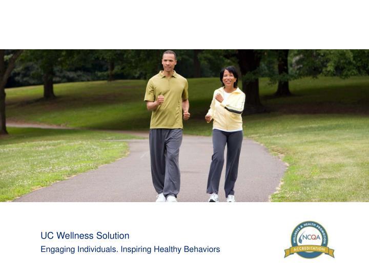 UC Wellness Solution