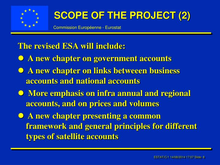 SCOPE OF THE PROJECT (2)