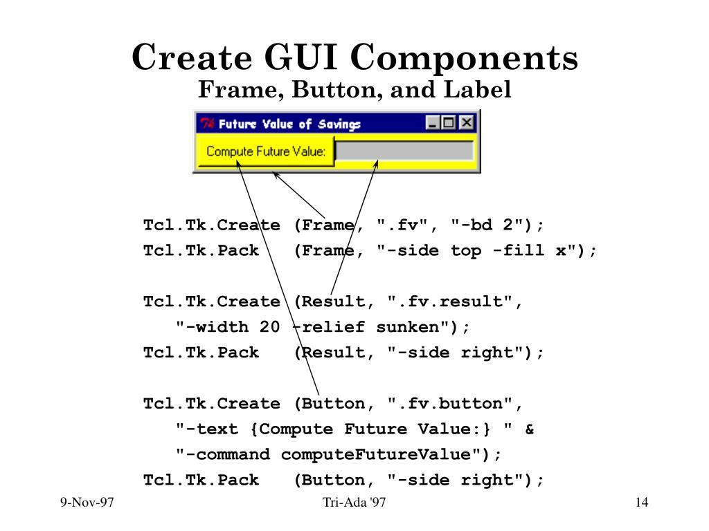 PPT - TASH An Alternative to the Windows API PowerPoint