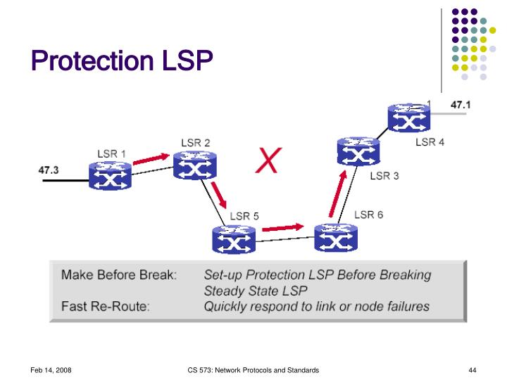 Protection LSP