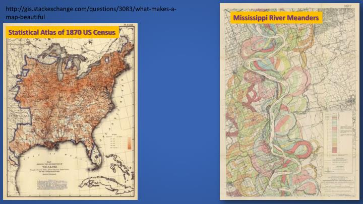 Http://gis.stackexchange.com/questions/3083/what-makes-a-map-beautiful