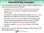 futuregrid key concepts i1
